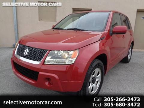 2011 Suzuki Grand Vitara for sale in Miami, FL