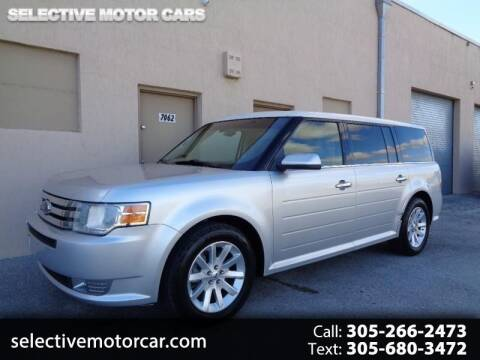 2010 Ford Flex for sale at Selective Motor Cars in Miami FL