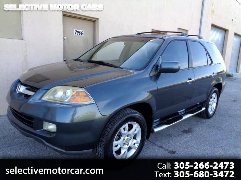 2004 Acura MDX for sale at Selective Motor Cars in Miami FL