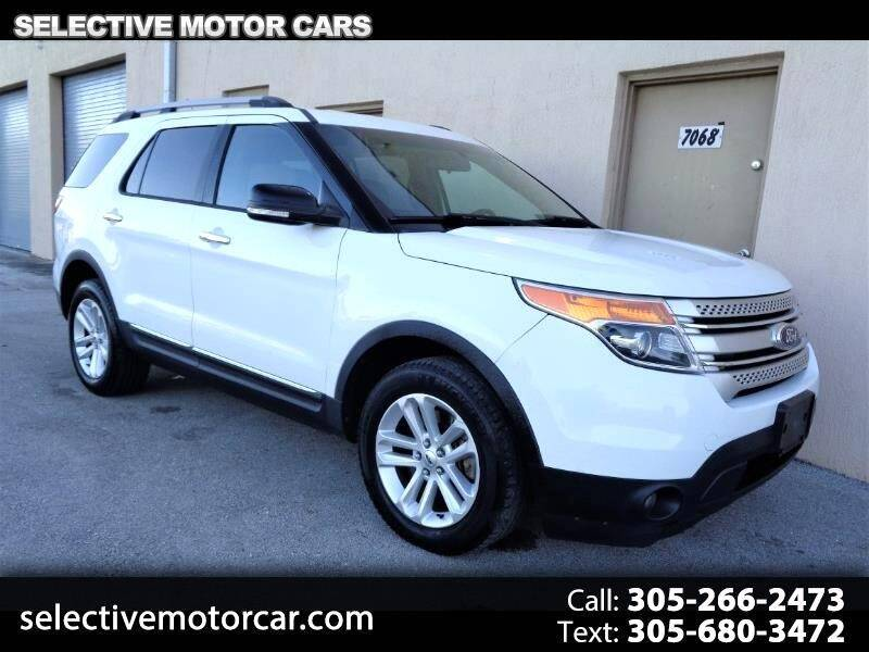 2013 Ford Explorer for sale at Selective Motor Cars in Miami FL