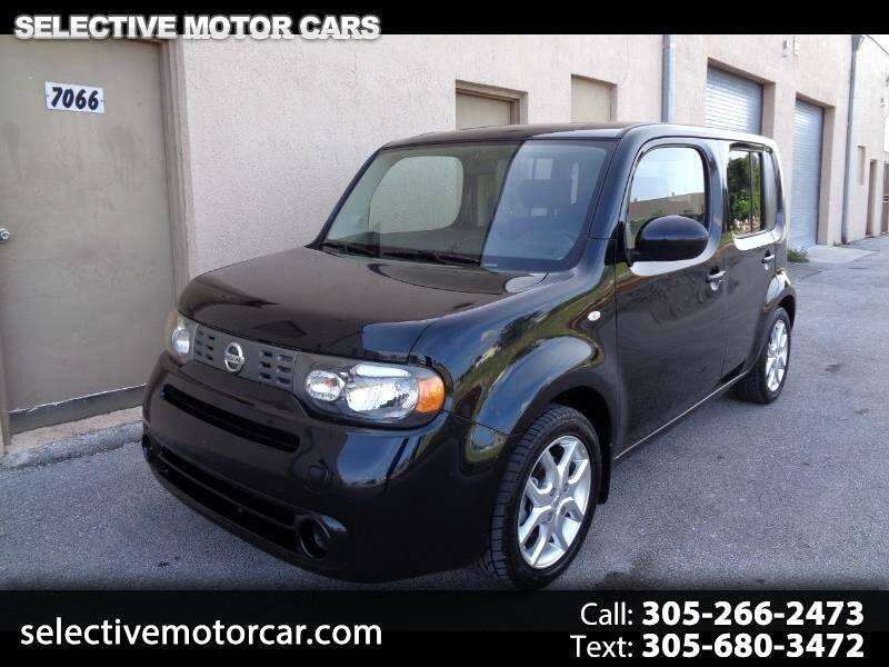 2014 Nissan cube for sale at Selective Motor Cars in Miami FL