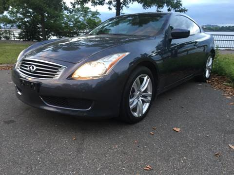 2010 Infiniti G37 Coupe for sale in Woodside, NY