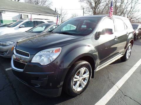 2013 Chevrolet Equinox for sale in Whitehall, OH