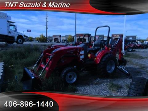 2018 Mahindra 1538 HST for sale in Billings, MT