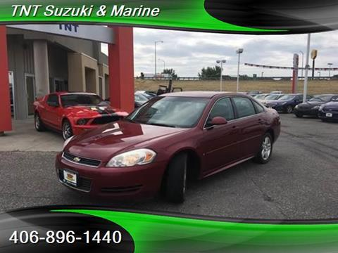 2009 Chevrolet Impala for sale in Billings, MT