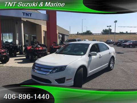 2012 Ford Fusion for sale in Billings, MT