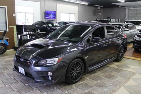 2015 Subaru WRX for sale in Federal Way, WA