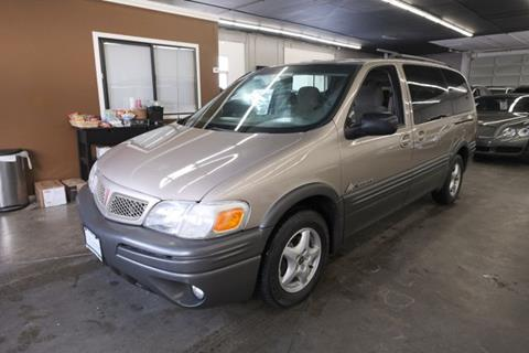 2004 Pontiac Montana for sale in Federal Way, WA