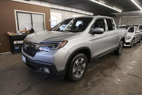 2017 Honda Ridgeline for sale in Federal Way, WA