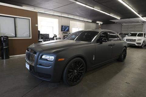 2015 Rolls-Royce Ghost for sale in Federal Way, WA