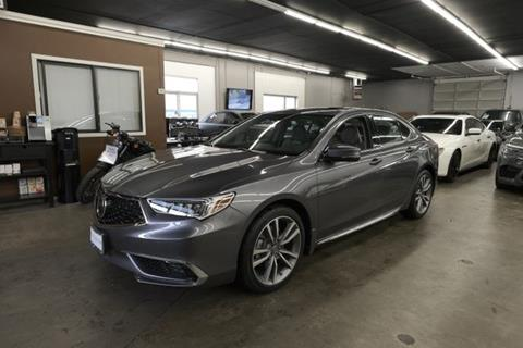 2019 Acura TLX for sale in Federal Way, WA