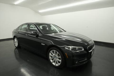 2016 BMW 5 Series 535i for sale at Boyko Motors in Federal Way WA