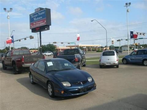 2001 Pontiac Sunfire for sale in Garland, TX