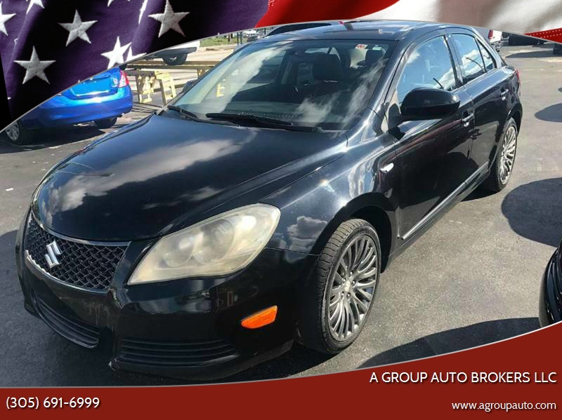 2011 Suzuki Kizashi Se 4dr Sedan In Opa Locka Fl A Group