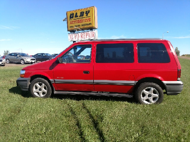 1994 Dodge Caravan for sale at OLBY AUTOMOTIVE SALES in Frederic WI