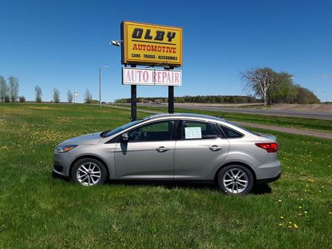 2016 Ford Focus for sale in Frederic, WI