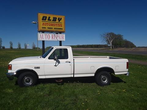 1991 Ford F-150 for sale in Frederic, WI