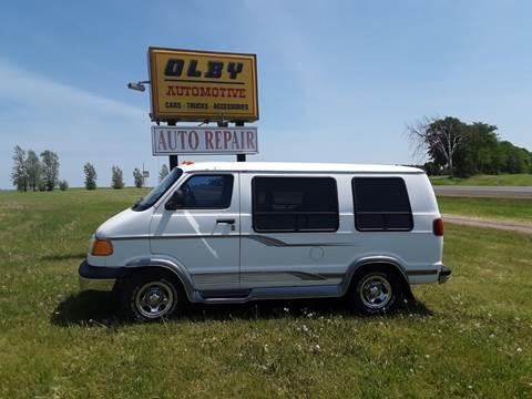 Dodge Conversion Van >> 1999 Dodge Ram Van For Sale In Frederic Wi