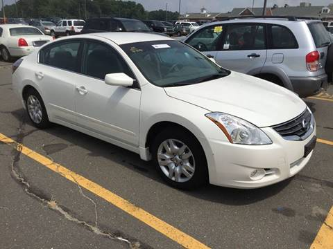 2010 Nissan Altima for sale in Beacon Falls, CT