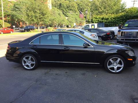 2007 Mercedes-Benz S-Class for sale in Beacon Falls, CT