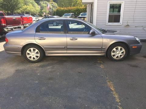 2005 Hyundai Sonata for sale in Beacon Falls, CT