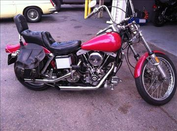1980 Harley-Davidson SUPERGLIDE for sale in Beacon Falls, CT