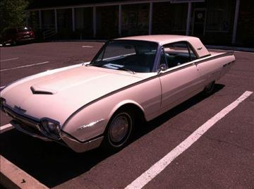 1962 Ford Thunderbird for sale in Beacon Falls, CT