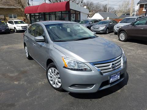 2013 Nissan Sentra for sale in Milwaukee, WI