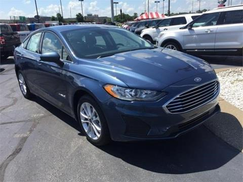 2019 Ford Fusion Hybrid for sale in Evansville, IN