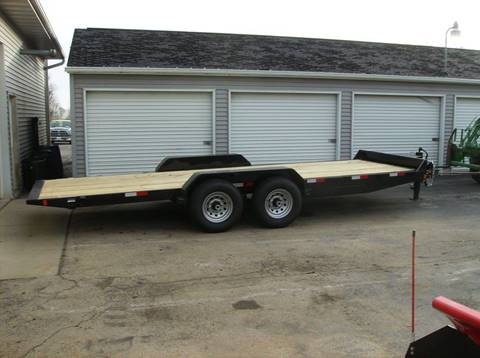 2018 Rice Trailers 82 IN X 20 FT TRAILER