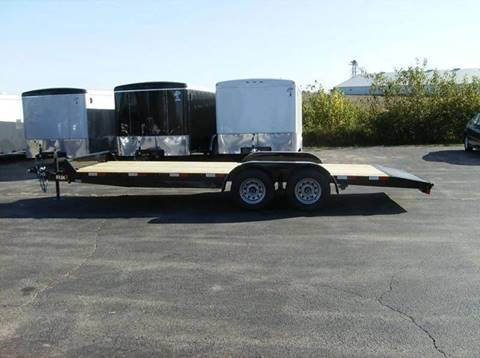 2019 Rice Trailers 82 IN X 18 FT CAR TRAILER for sale in Pearl City, IL