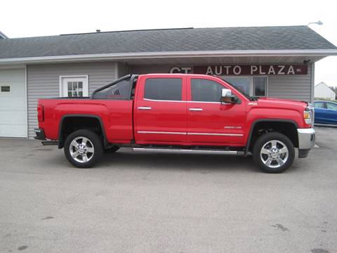 2016 GMC Sierra 2500HD for sale in Pearl City, IL