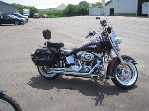 2015 Harley-Davidson Heritage Softail Classic for sale in Pearl City, IL