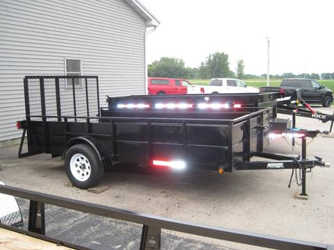 2016 Anderson 6 FT X 12 FT UTILITY TRAILER for sale in Pearl City, IL