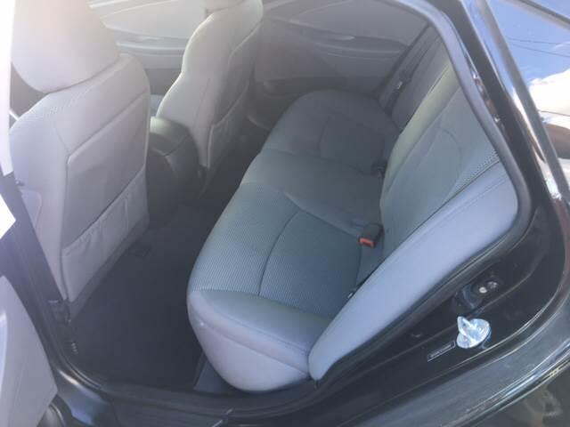 2012 Hyundai Sonata GLS 4dr Sedan - Valdosta GA