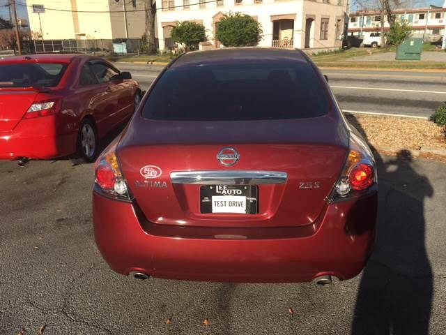 2012 Nissan Altima 2.5 S 4dr Sedan - Valdosta GA