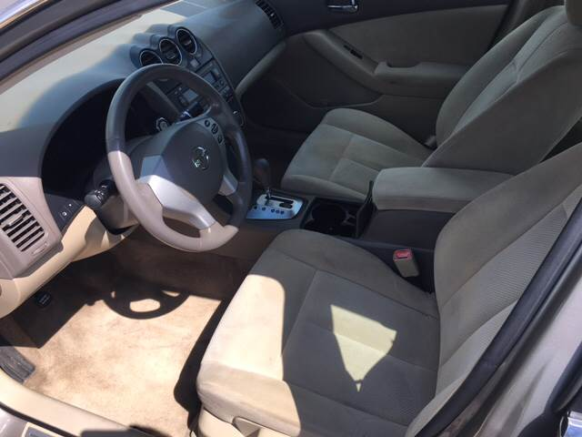 2007 Nissan Altima 2.5 S 4dr Sedan (2.5L I4 CVT) - Valdosta GA
