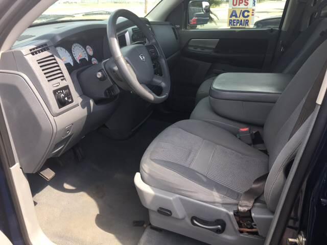 2007 Dodge Ram Pickup 1500 ST 4dr Quad Cab 4WD SB - Valdosta GA