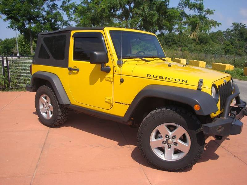 2008 Jeep Wrangler for sale at Cars Trader NY in Brooklyn NY