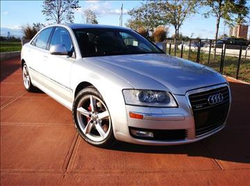 2008 Audi A8 for sale at Cars Trader NY in Brooklyn NY