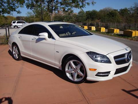 2012 Mercedes-Benz CLS for sale in Brooklyn, NY