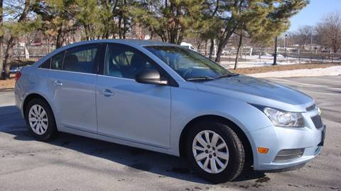 2011 Chevrolet Cruze for sale at Cars Trader in Brooklyn NY