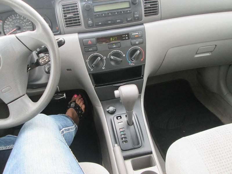 2007 Toyota Corolla CE 4dr Sedan (1.8L I4 4A) - Bryan TX