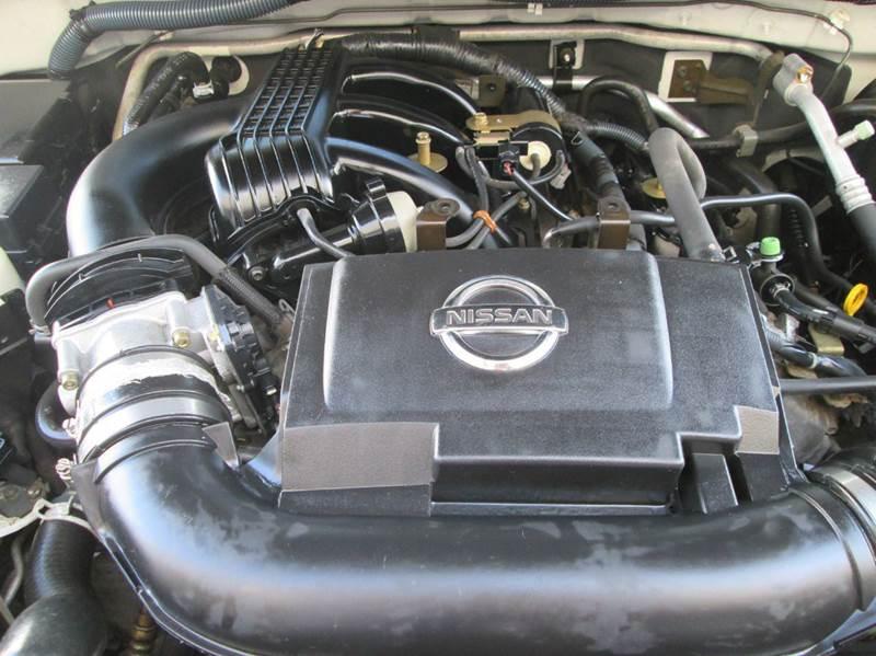 2006 Nissan Xterra S 4dr SUV w/Automatic - Bryan TX
