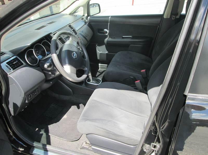 2007 Nissan Versa 1.8 SL 4dr Hatchback (1.8L I4 CVT) - Bryan TX