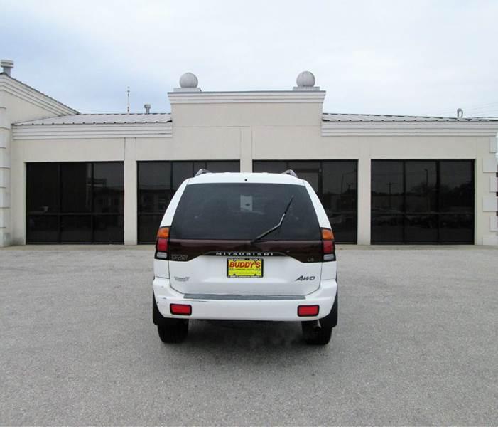 2003 Mitsubishi Montero Sport LS 4WD 4dr SUV - Bryan TX