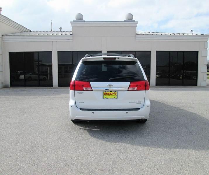 2005 Toyota Sienna XLE Limited 7-Passenger 4dr Mini-Van - Bryan TX