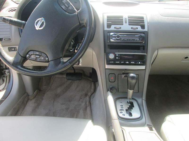 2003 Nissan Maxima SE 4dr Sedan - Bryan TX