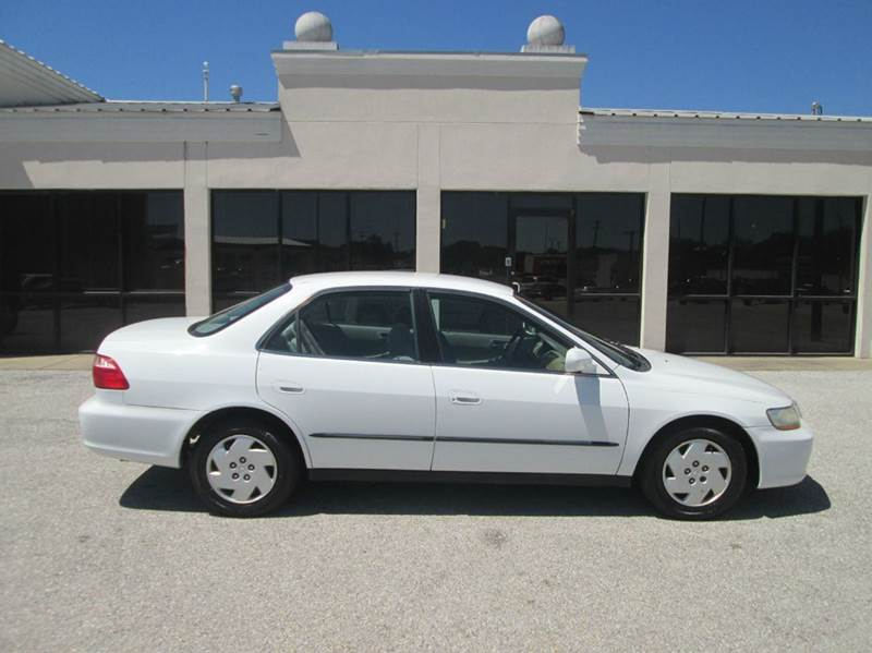 1998 Honda Accord LX V6 4dr Sedan - Bryan TX