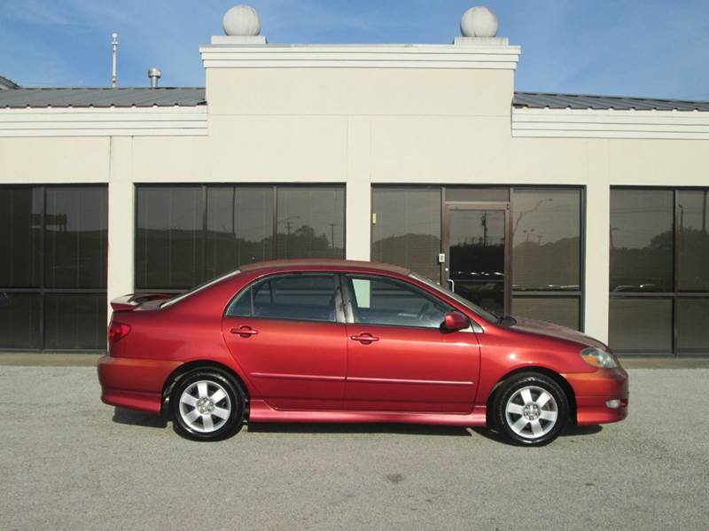 2006 Toyota Corolla S 4dr Sedan w/Automatic - Bryan TX